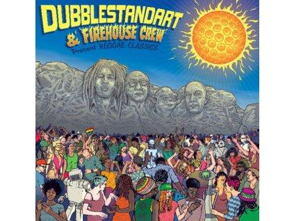 DUBBLESTANDART & FIREHOUSE CREW - Present Reggae Classics (LP)