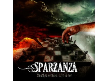 SPARZANZA - Death Is Certain. Life Is Not (LP)