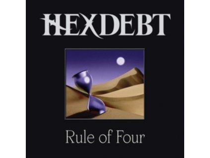 HEXDEBT - Rule Of Four (Purple Limited Vinyl) (LP)