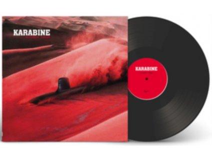 """KARABINE - Octobre Rouge (12"""" Vinyl)"""
