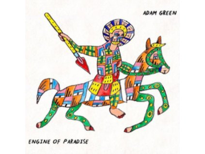 ADAM GREEN - Engine Of Paradise (LP)