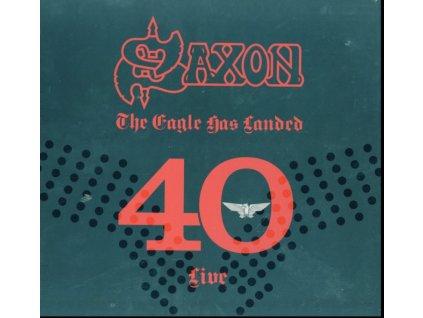 SAXON - The Eagle Has Landed 40 (Live) (LP)