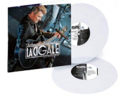 JOHNNY HALLYDAY - La Cigale (Limited Edition) (LP)