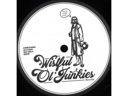 """WISTFUL OL JUNKIES ALL STARS / LIP & COLORINA - Tribute To Anthony Wayn (12"""" Vinyl)"""