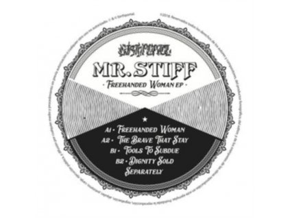 "MR. STIFF - Freehanded Woman EP (12"" Vinyl)"