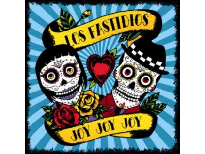 LOS FASTIDIOS - Joy Joy Joy (LP)