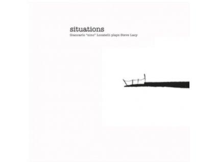 GIANCARLO NINO LOCATELLI - Situations (LP)