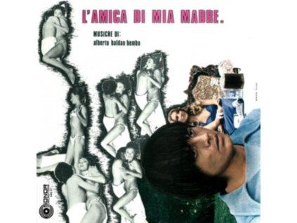 ORIGINAL SOUNDTRACK / ALBERTO BALDAN BEMBO - LAmica Di Mia Madre (LP)