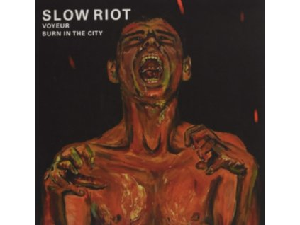 "SLOW RIOT - Voyeur / Burn In The City (7"" Vinyl)"