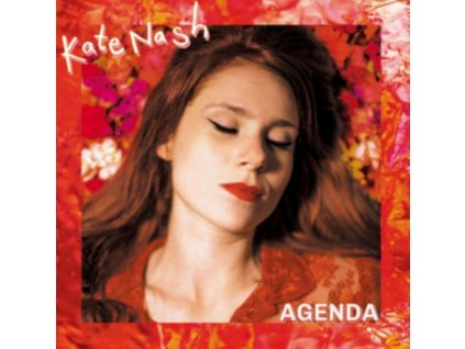 "KATE NASH - Agenda (12"" Vinyl)"