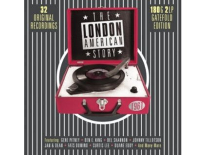 VARIOUS ARTISTS - The London American Story 1961 (LP)