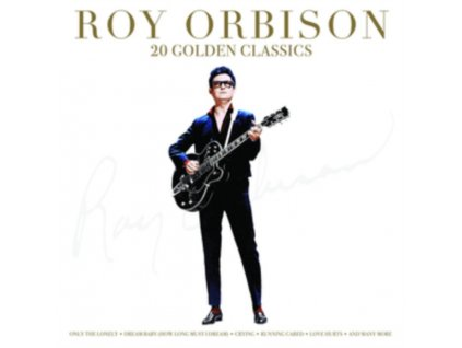 ROY ORBISON - 20 Golden Classics (LP)