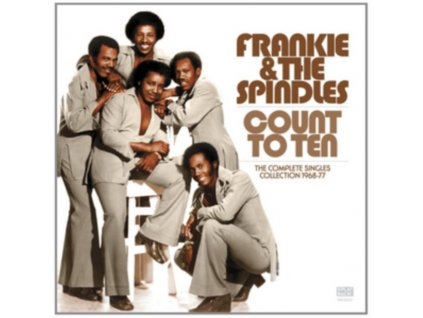 FRANKIE & THE SPINDLES - Count To Ten: The Complete Singles Collection 1966-77 (LP)
