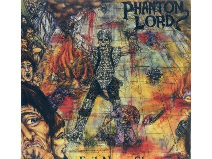 PHANTOM LORD - Evil Never Sleeps (LP)