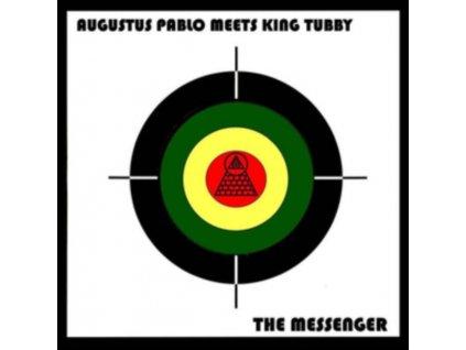 AUGUTUS PABLO MEETS KING TUBBY - The Messenger (LP)