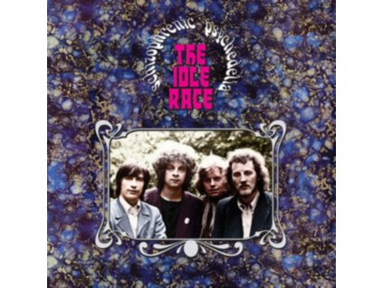 IDLE RACE - Schizophrenic Psychedelia (Limited Clear Vinyl) (LP)
