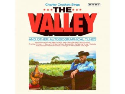 CHARLEY CROCKETT - The Valley (LP)