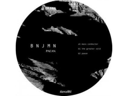 "BNJMN - Paean EP (12"" Vinyl)"