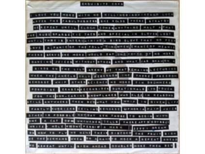 "JAS SHAW - Exquisite Cops (12"" Vinyl)"