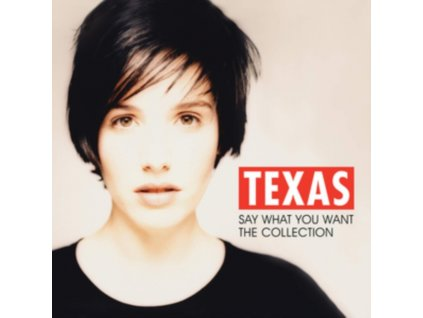 TEXAS - Say What You Want - The Collection (LP)