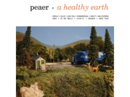 PEAER - A Healthy Earth (Translucent Orange Vinyl) (LP)
