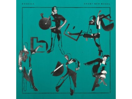 """BODEGA - Shiny New Model (12"""" Vinyl)"""