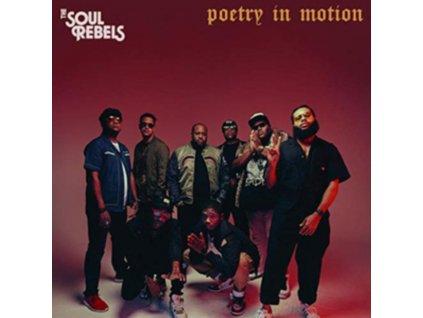 SOUL REBELS - Poetry In Motion (LP)