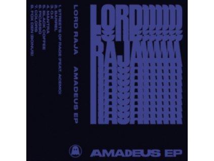 LORD RAJA - Amadeus (LP)