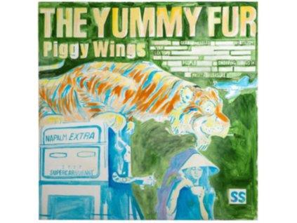 YUMMY FUR - Piggy Wings (LP)