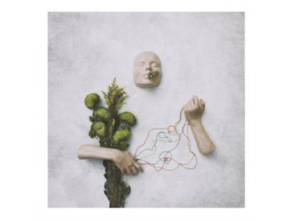 RED STEPPES - A Mouth May Grow (LP)