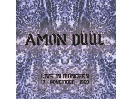 AMON DUUL - Live In Munchen. 17 November 1969 (LP)