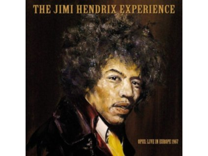 JIMI HENDRIX EXPERIENCE - Opus: Live In Europe 1967 - Volume 1 (LP)