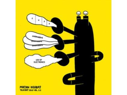MAZEN KERBAJ - Trumpet Solo Vol. 2.2: Cuts Overdubbing Use Of Electronics (LP)