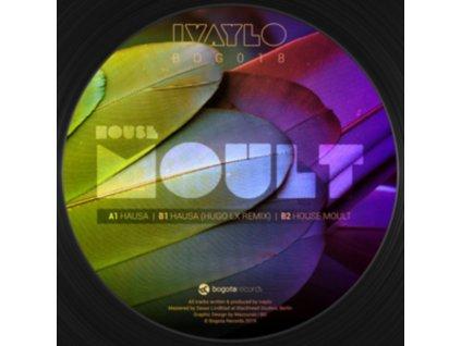 "IVAYLO - House Moult (12"" Vinyl)"