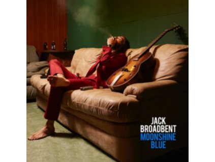 JACK BROADBENT - Moonshine Blue (LP)