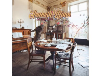 KENNETH MINOR - On My Own (LP)