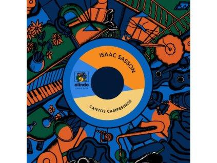 "ISAAC SASSON - Campos Campesinos (Incl. Hector Plimmer Remix) (7"" Vinyl)"