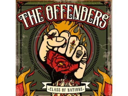 OFFENDERS - Class Of Nations (LP)