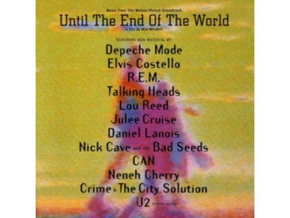 ORIGINAL SOUNDTRACK / VARIOUS ARTISTS - Until The End Of The World (Limited Edition) (LP)
