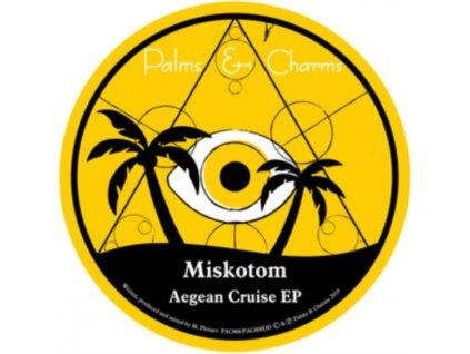 "MISKOTOM - Aegean Cruise EP (12"" Vinyl)"