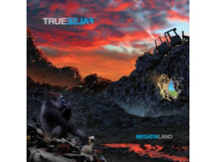 NEGATIVLAND - True False (LP)