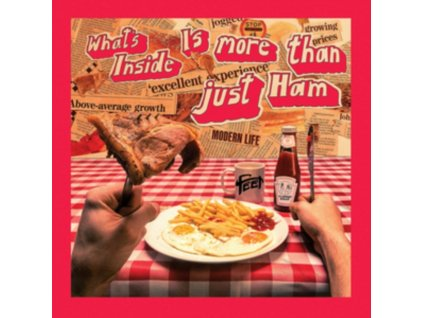 FEET - Whats Inside Is More Than Just Ham (LP)