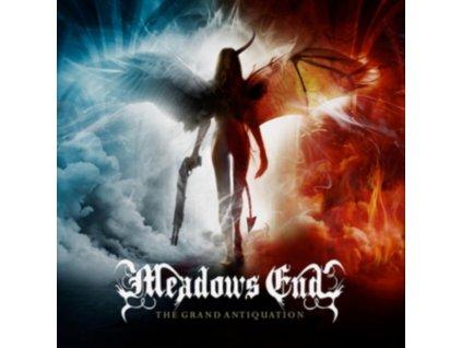 MEADOWS END - The Grand Antiquation (Blue Vinyl) (LP)