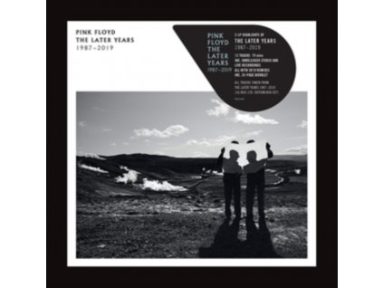 PINK FLOYD - The Later Years 1987-2019 (LP)