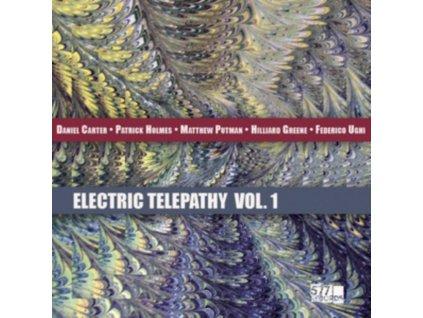 DANIEL CARTER / PATRICK HOLMES / MATTHEW PUTMAN / HILLIARD GREE - Electric Telepathy Vol. 1 (LP)