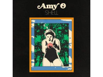 AMY O - Shell (Coloured Vinyl) (LP)