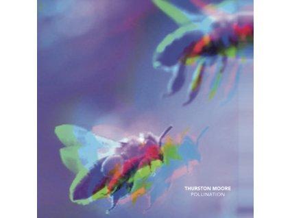 "THURSTON MOORE - Pollination / Leave Me Alone (Yellow Vinyl) (7"" Vinyl)"