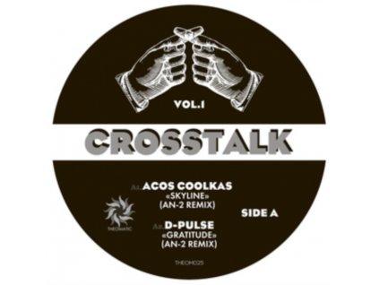 "VARIOUS ARTISTS - Crosstalk EP (12"" Vinyl)"
