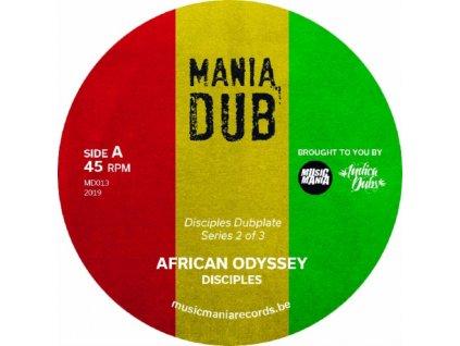 "DISCIPLES - African Odyssey / African (7"" Vinyl)"