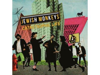 JEWISH MONKEYS - Catastrophic Life (LP)